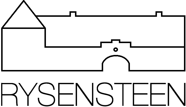 Final result Rysensteen logo sort